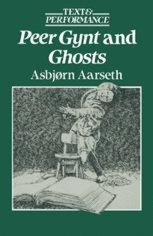 Peer Gynt and Ghosts