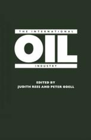 The International Oil Industry