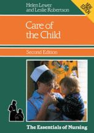 Care of the Child