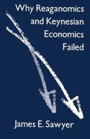 Why Reaganomics and Keynesian Economics Failed