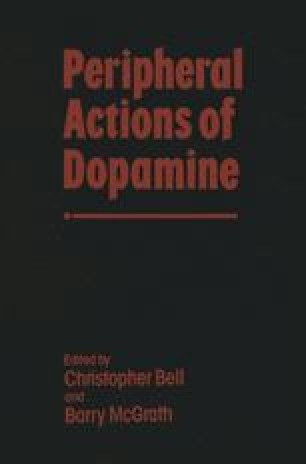 Peripheral Actions of Dopamine