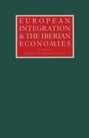 European Integration and the Iberian Economies