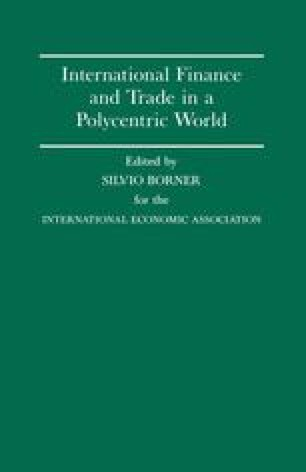 International Finance and Trade in a Polycentric World