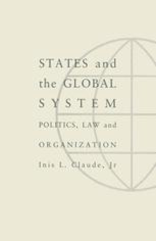 States and the Global System