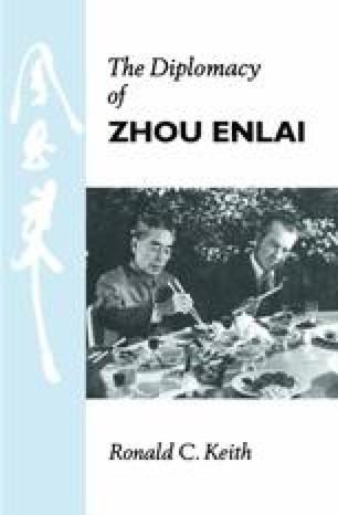 The Diplomacy of Zhou Enlai