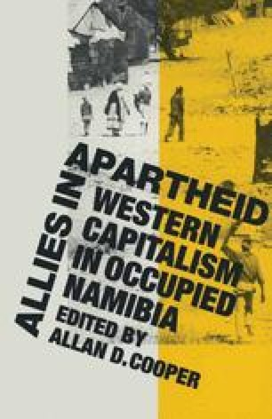 Allies in Apartheid
