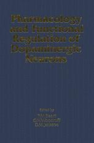 Pharmacology and Functional Regulation of Dopaminergic Neurons