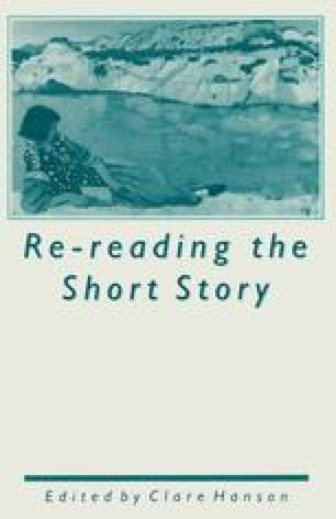 Re-reading the Short Story