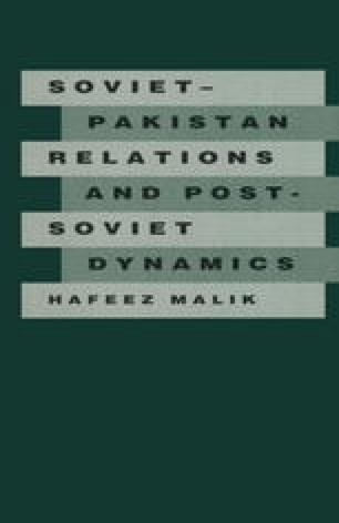 Soviet-Pakistan Relations and Post-Soviet Dynamics, 1947–92