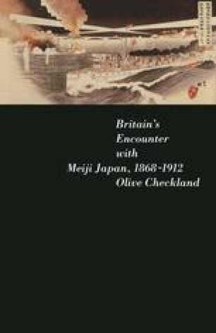 Britain's Encounter with Meiji Japan, 1868–1912
