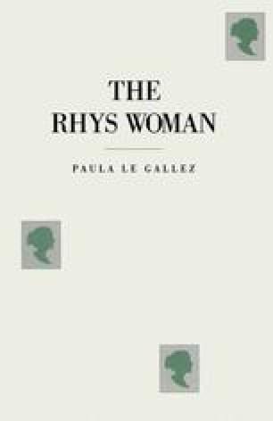 The Rhys Woman