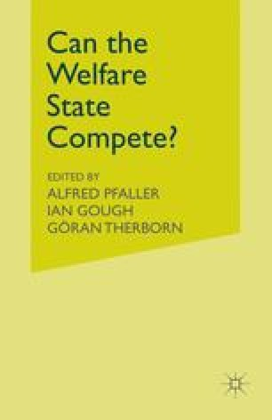 Can the Welfare State Compete?