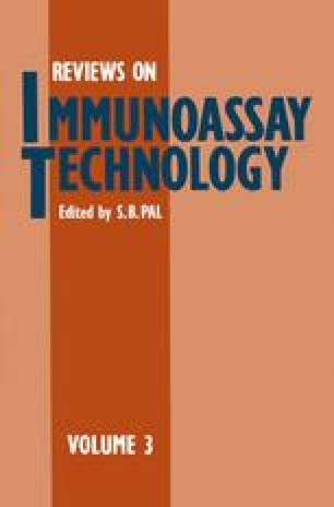 Reviews on Immunoassay Technology
