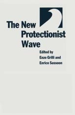 The New Protectionist Wave