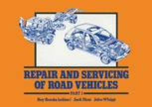 Repair and Servicing of Road Vehicles