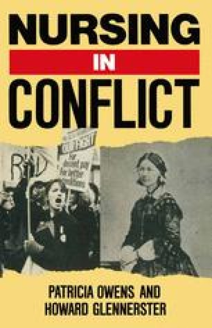 Nursing in Conflict