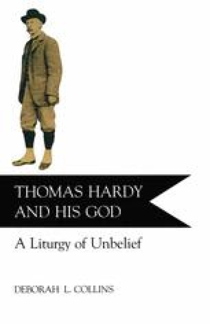 Thomas Hardy and his God