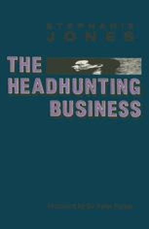 The Headhunting Business