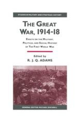 The Great War, 1914–18