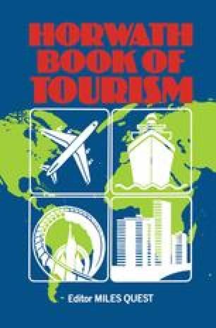Horwath Book of Tourism
