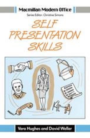 Self Presentation Skills