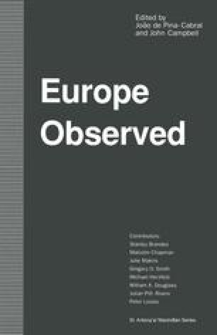 Europe Observed