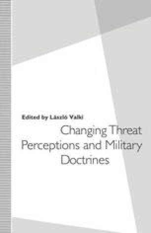 Changing Threat Perceptions and Military Doctrines