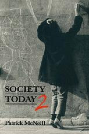 Society Today 2