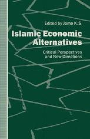 Islamic Economic Alternatives