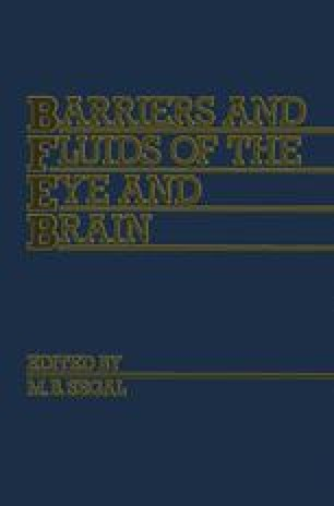 Barriers and Fluids of the Eye and Brain