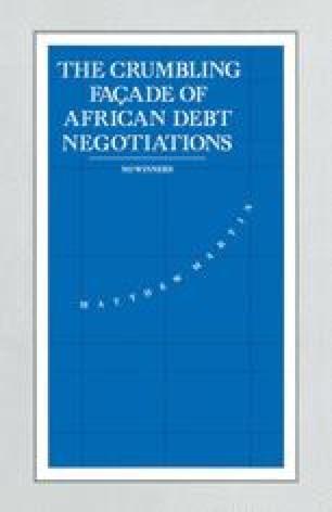 The Crumbling Façade of African Debt Negotiations