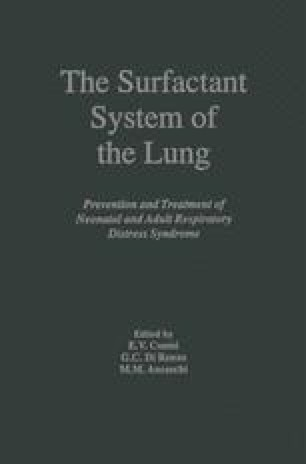 The Surfactant System of the Lung