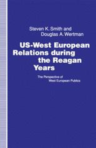 US-West European Relations During the Reagan Years