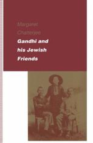 Gandhi and his Jewish Friends