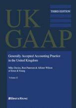 UK Gaap