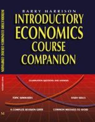 Introductory Economics Course Companion
