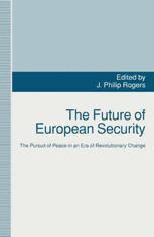The Future of European Security