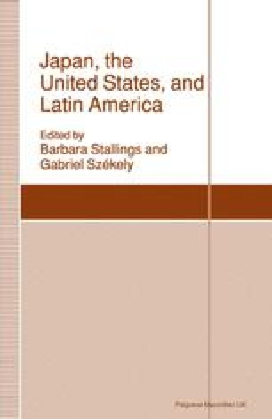 Japan, the United States, and Latin America