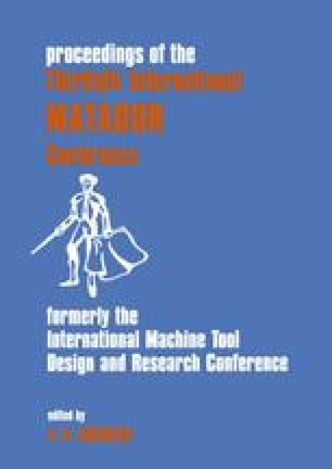 Proceedings of the Thirtieth International MATADOR Conference