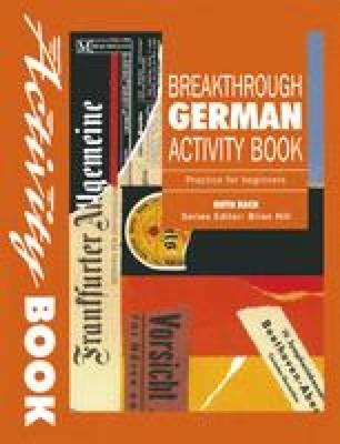 German Activity Book