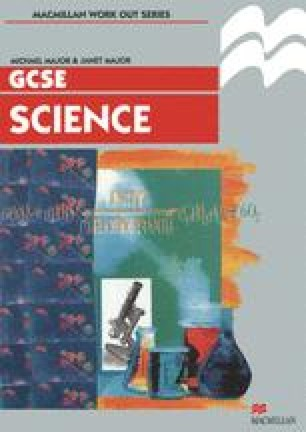 Work Out Science GCSE