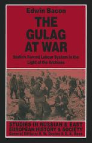 The Gulag at War