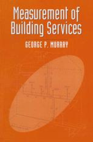 Measurement of Building Services