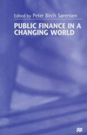 Public Finance in a Changing World