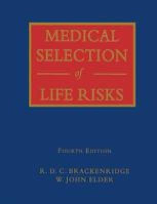 Medical Selection of Life Risks