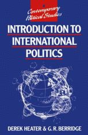 Introduction to International Politics