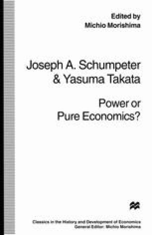 Power or Pure Economics?