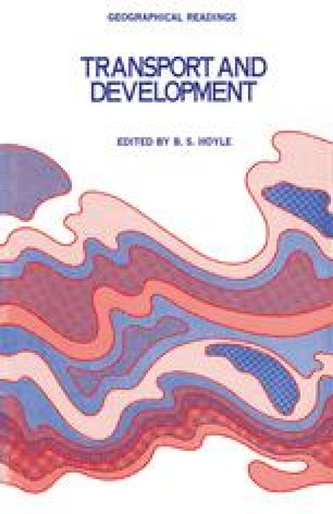 Transport and Economic Growth in Developing Countries: The