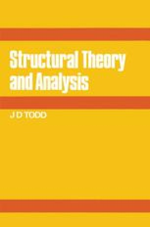 Structural Theory and Analysis