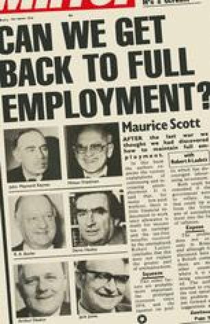 Can We Get Back to Full Employment?